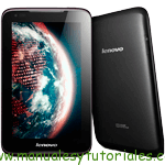 Lenovo A1000| Guia de usuario pdf español