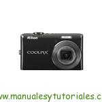 Nikon Coolpix S620 | Manual de usuario pdf español