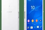 Sony Xperia Z3 Compact | Manual de usuario pdf español