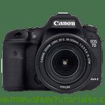 Canon EOS 7D Mark II | Manual de usuario PDF español