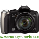 Canon PowerShot SX20 IS | Manual de usuario PDF español