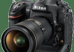 Nikon D4S Manual de usuario en PDF español
