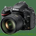 Nikon D610 Manual de usuario PDF español