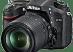 Nikon D7100 Manual de usuario PDF español
