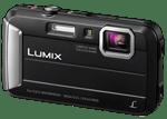 Panasonic LUMIX FT25 Manual de usuario PDF español