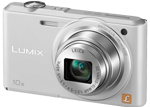 Panasonic LUMIX SZ3 Manual de usuario PDF español