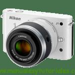 Nikon 1 J1 Manual de usuario PDF español