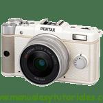 Ricoh Pentax Q Manual de usuario PDF español