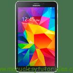 Samsung Galaxy Tab 4 Manual de usuario PDF español