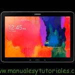 Samsung Galaxy TabPro Manual de usuario PDF español