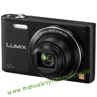 Panasonic Lumix SZ10 Manual de usuario PDF Español