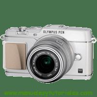 Olympus E-P5 Manual de usuario PDF Español