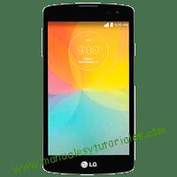 LG F60 Manual de usuario PDF español