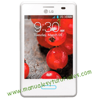 LG Optimus L3 II Manual de usuario PDF español
