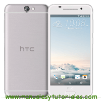 HTC One A9 Manual de usuario PDF español