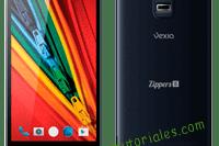 Vexia Zippers 5 Manual de usuario PDF español
