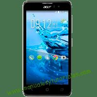 Acer Liquid Z520 Manual de usuario PDF español