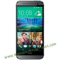 HTC One M8s Manual de usuario PDF español