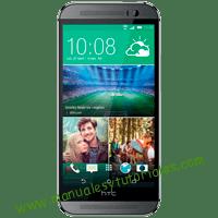 HTC One M8s Manual de usuario PDF español