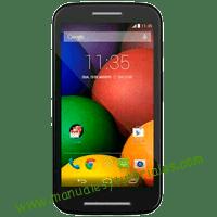 Motorola Moto E Manual de usuario PDF español