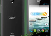 Acer Liquid Z3 Manual de usuario PDF español