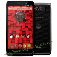 Motorola Droid mini Manual de usuario PDF español
