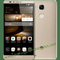 Huawei Mate 7 Manual de usuario PDF español
