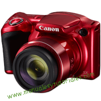 Canon PowerShot SX420 IS Manual de usuario PDF español