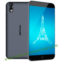 Ulefone Paris Manual de usuario PDF español
