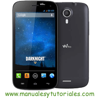 Wiko DARKNIGHT Manual de usuario PDF español