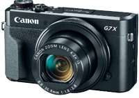 Canon PowerShot G7 X Mark II Manual de usuario en PDF español
