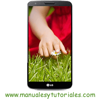 LG G2 Manual de usuario PDF español