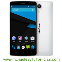 Ulefone Be Pure Lite Manual usuario PDF español