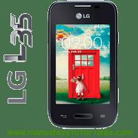LG L35 Manual usuario PDF lg descargas software lg telefono lg españa
