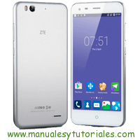 ZTE Blade S6 PLUS Manual usuario PDF