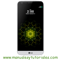 LG G5 Manual de Usuario PDF software LG marca LG tineda online