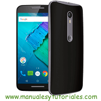 Motorola Moto X Pure Edition Manual de Usuario PDF