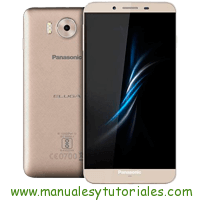 Panasonic Eluga NOTE Manual de Usuario PDF