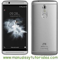 ZTE Axon 7 mini Manual de Usuario PDF zte jazztel zte apps orange zte zte blade orange