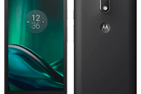 Motorola Moto G4 Play Manual de Usuario PDF