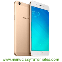 Oppo F1s Manual de Usuario PDF