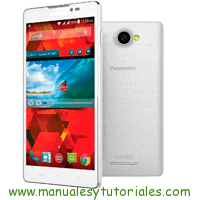 Panasonic P55 Manual de Usuario PDF