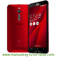 Asus ZenFone 2 Manual de Usuario PDF