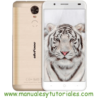 Ulefone Tiger Manual de Usuario PDF