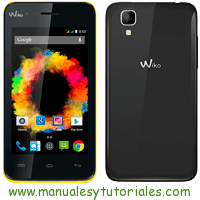 Wiko SUNSET Manual de Usuario PDF