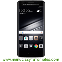 Huawei Mate 9 Porsche Design Manual de Usuario PDF