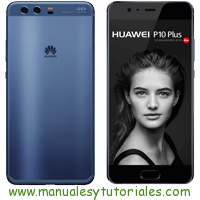 Huawei P10 Plus Manual de Usuario PDF