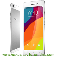 Oppo R5 Manual de Usuario PDF