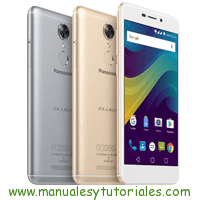 Panasonic Eluga Pulse Manual de Usuario PDF