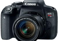Canon EOS REBEL T7i Manual de Usuario PDF